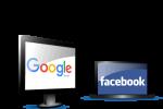 פייסבוק גוגל