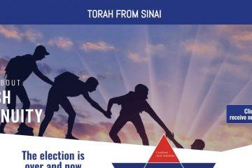 TORAH FROM SINAI